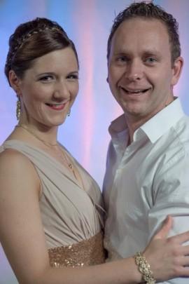 Prinzessin Martina III und Prinz Patrick I